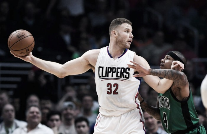 Blake Griffin remains in Los Angeles, agrees to a 5-year, $173-million deal