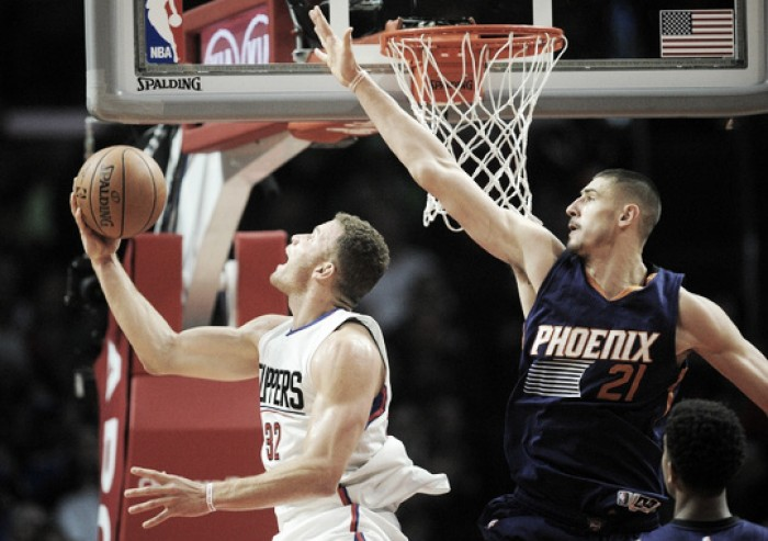 Los Angeles Clippers blowout the Phoenix Suns, 116-98 at home