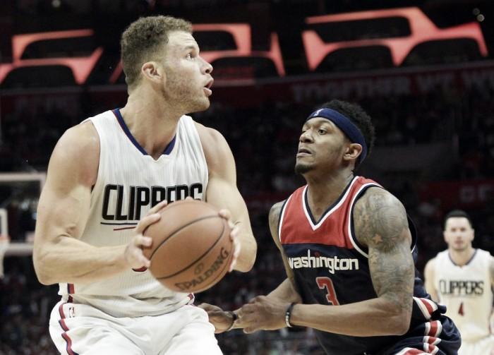 Griffin volvió en una victoria de los Clippers