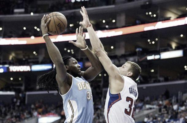 David West se lesiona y los Clippers no levantan cabeza