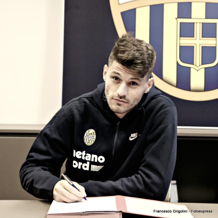 Bruno Petkovic nuevo jugador del Hellas Verona