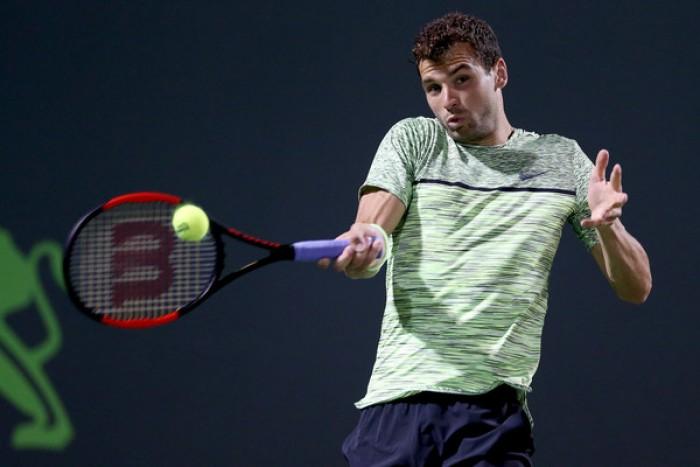 ATP Marrakech - Crolla Dimitrov, Lorenzi doma Quinzi. Il programma odierno