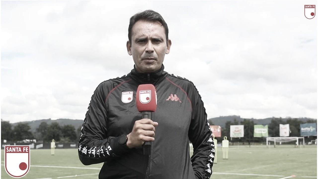 "Grigori Méndez: ""Vamos 1-0 arriba pero queremos más"""