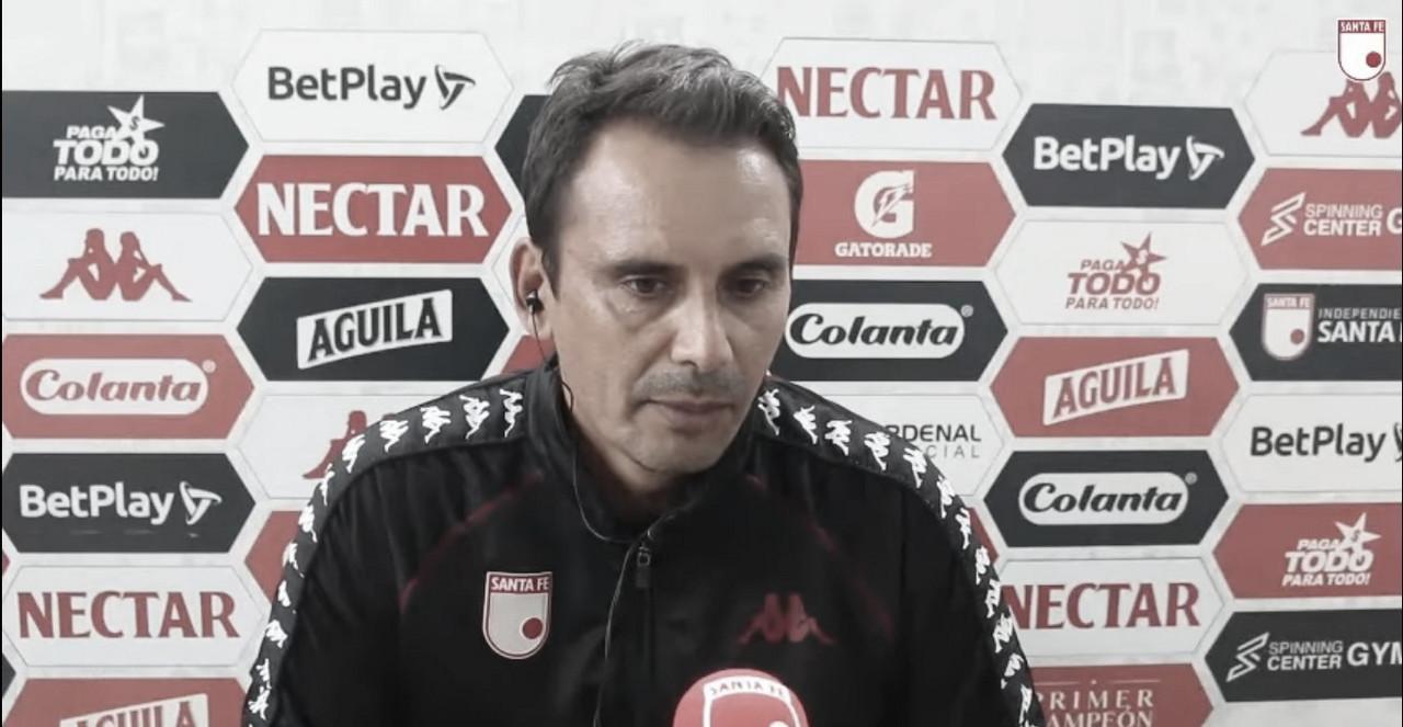 """Grigori Méndez: """"La concentración debe ser más elevada para el remate de los partidos"""""""