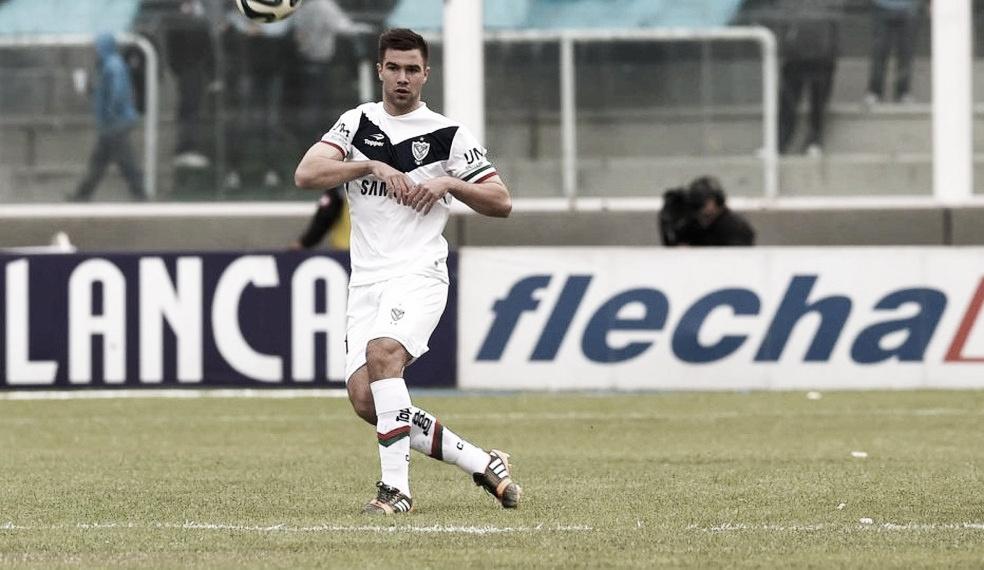 Botafogo negocia com lateral-esquerdo argentino Faustro Grillo
