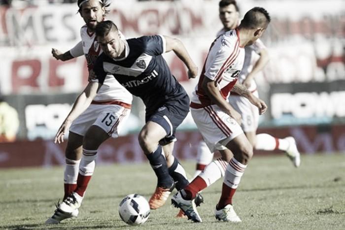 """River Plate 0 - 0 Vélez Sarsfield, puntuaciones del """"Fortín"""""""