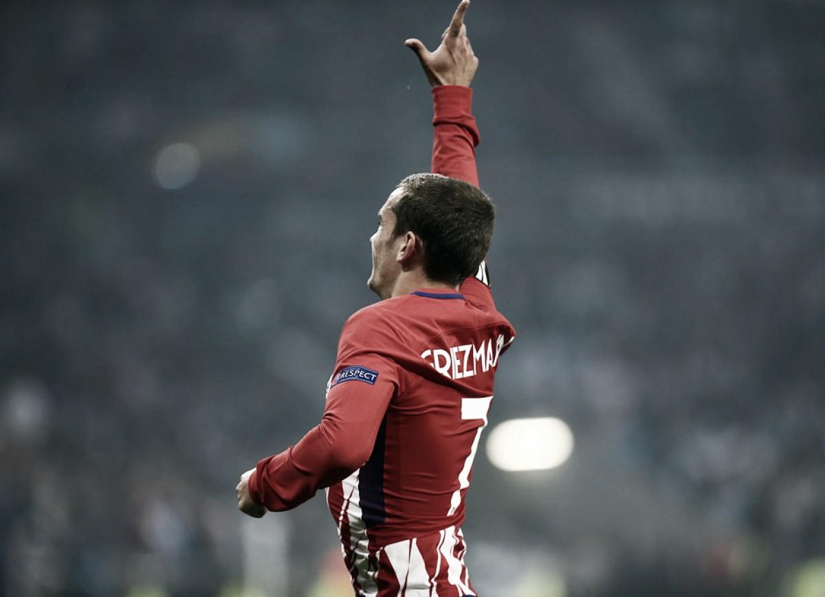 Griezmann se convierte en rey y otorga al Atlético la tercera Europa League