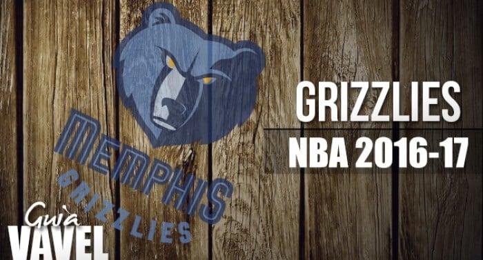 Guía VAVEL NBA 2016/17: Memphis Grizzlies