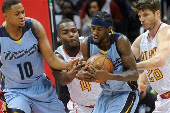 Atlanta Hawks Return Home, Defeat Memphis Grizzlies 95-83