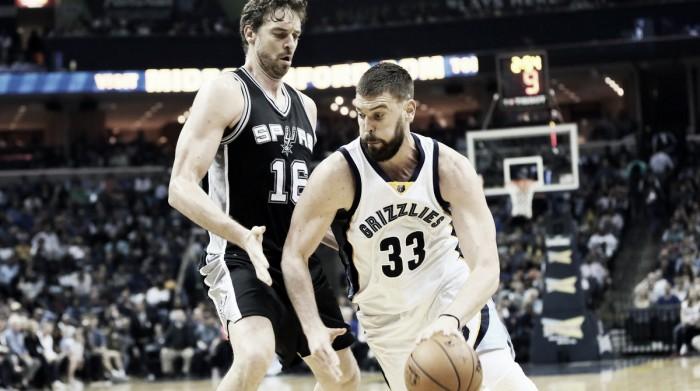 NBA - Spurs e Grizzlies, di nuovo voi