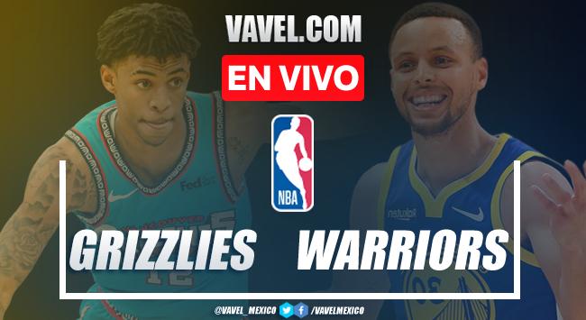 Resumen y mejores momentos del Grizzlies 117-112 Warriors en Play-In NBA 2021
