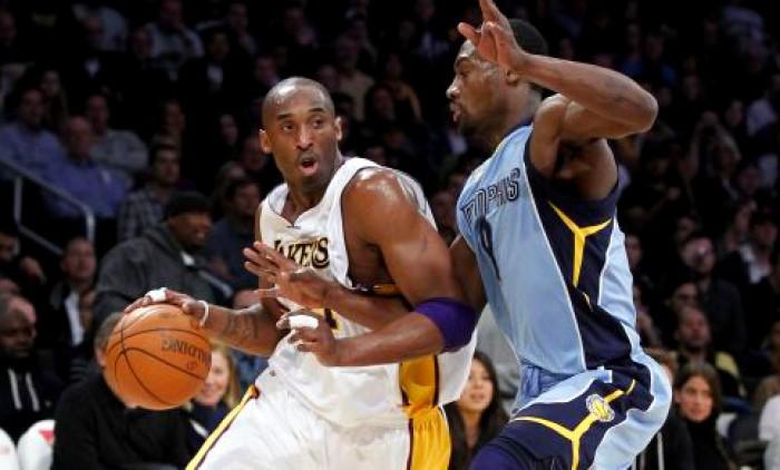NBA Sunday: Kobe per l'ultima volta a Memphis, i Knicks sfidano i rivali Celtics