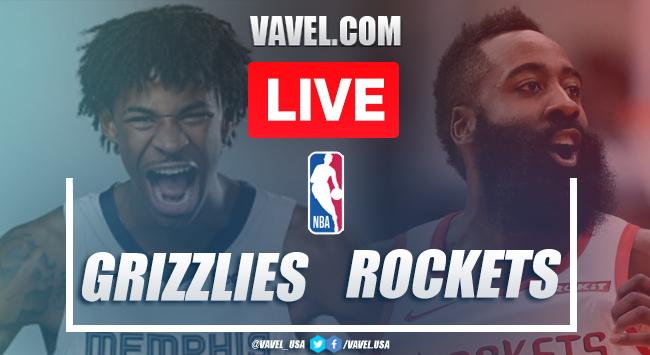 Full Highlights: Grizzlies 112-140 Rockets in 2020 NBA Regular Season