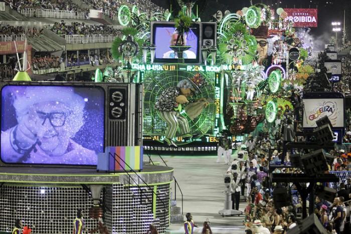 De Ivete a Chacrinha: A Grande Rio é rebaixada no Carnaval 2018