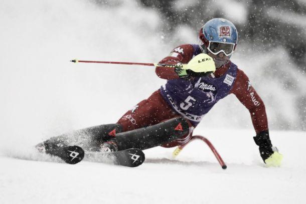 Sci Alpino, Gross: salto compiuto