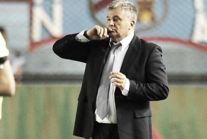 """Humberto Grondona: """"Si fuera por la gente, tendríamos que estar en el Nacional B"""""""