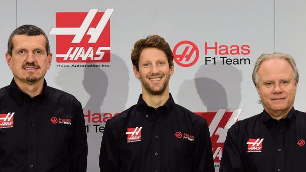 F1, Grosjean con Haas nel 2016