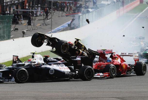 F1, Grosjean: dura riprendere dopo Spa 2012