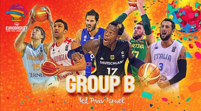 Eurobasket 2017 - Gruppo B: Lituania con i gradi di favorita