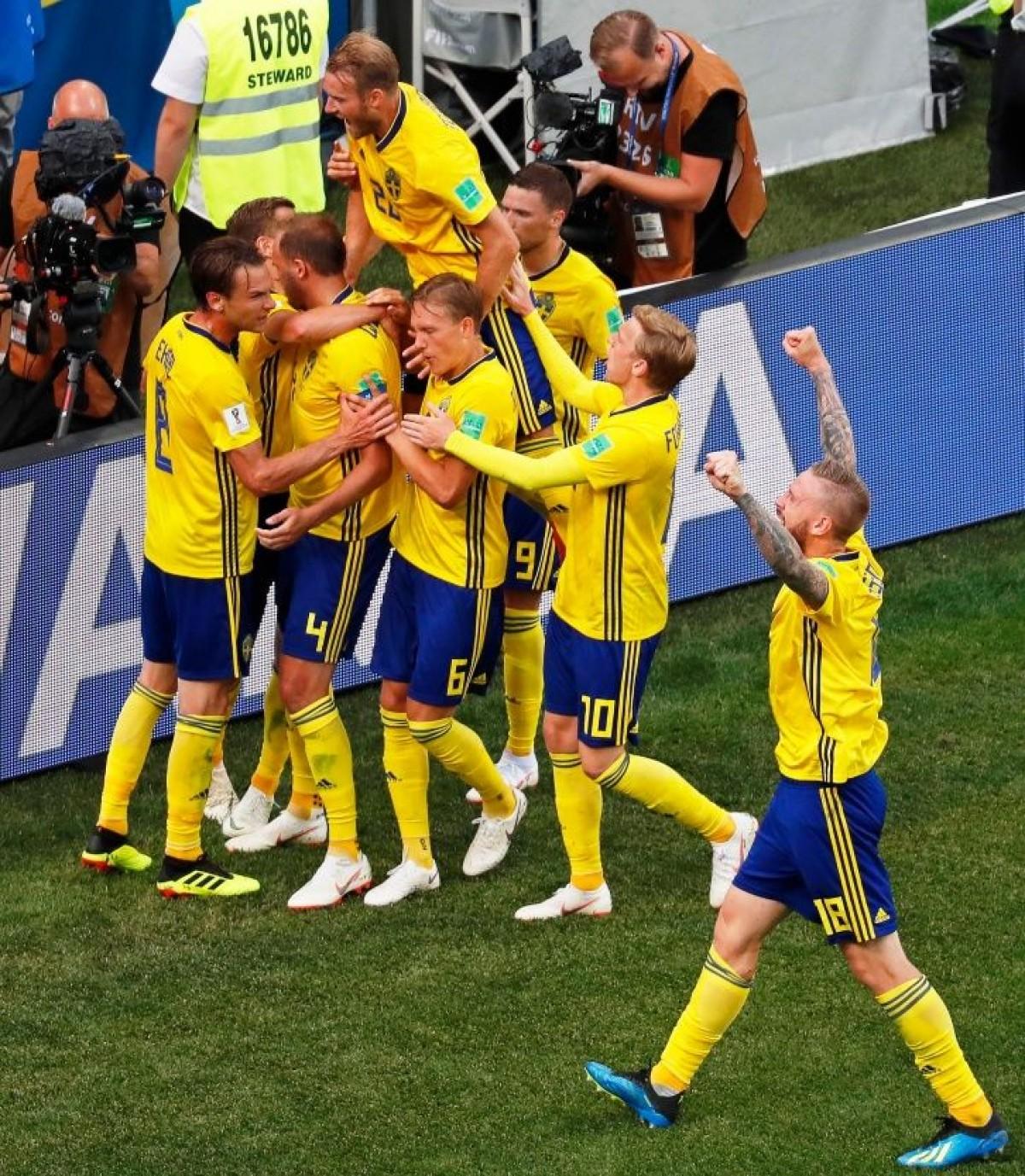 Suecia ganó con justicia