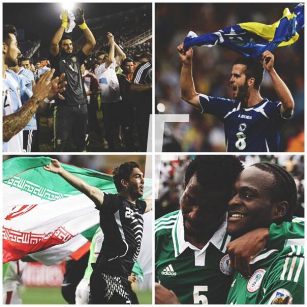World Cup 2014 Group F Preview: Argentina, Bosnia, Iran and Nigeria