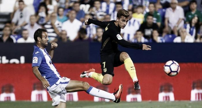 Atlético de Madrid joga mal e segue sem vencer no Campeonato Espanhol