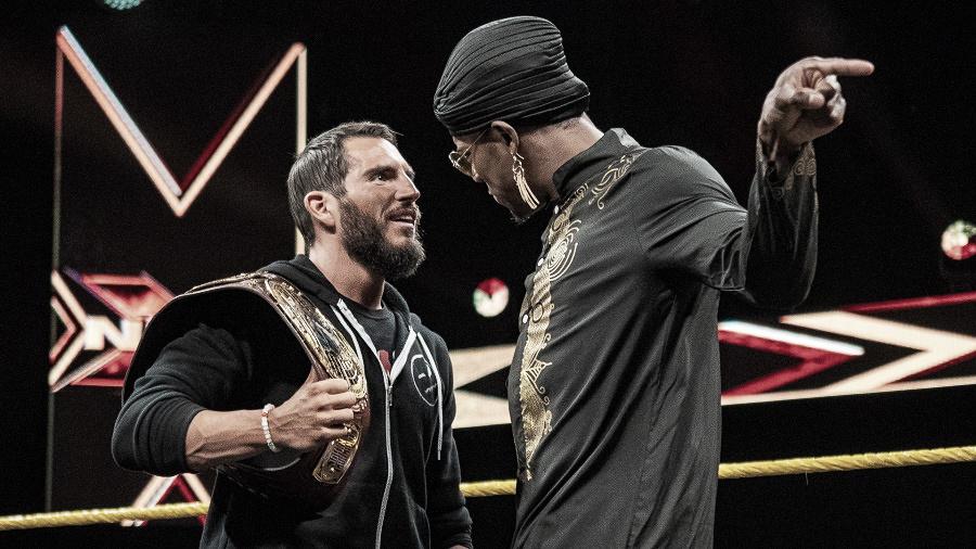 NXT 6 de Febrero de 2019: Velveteen Dream escoge rival