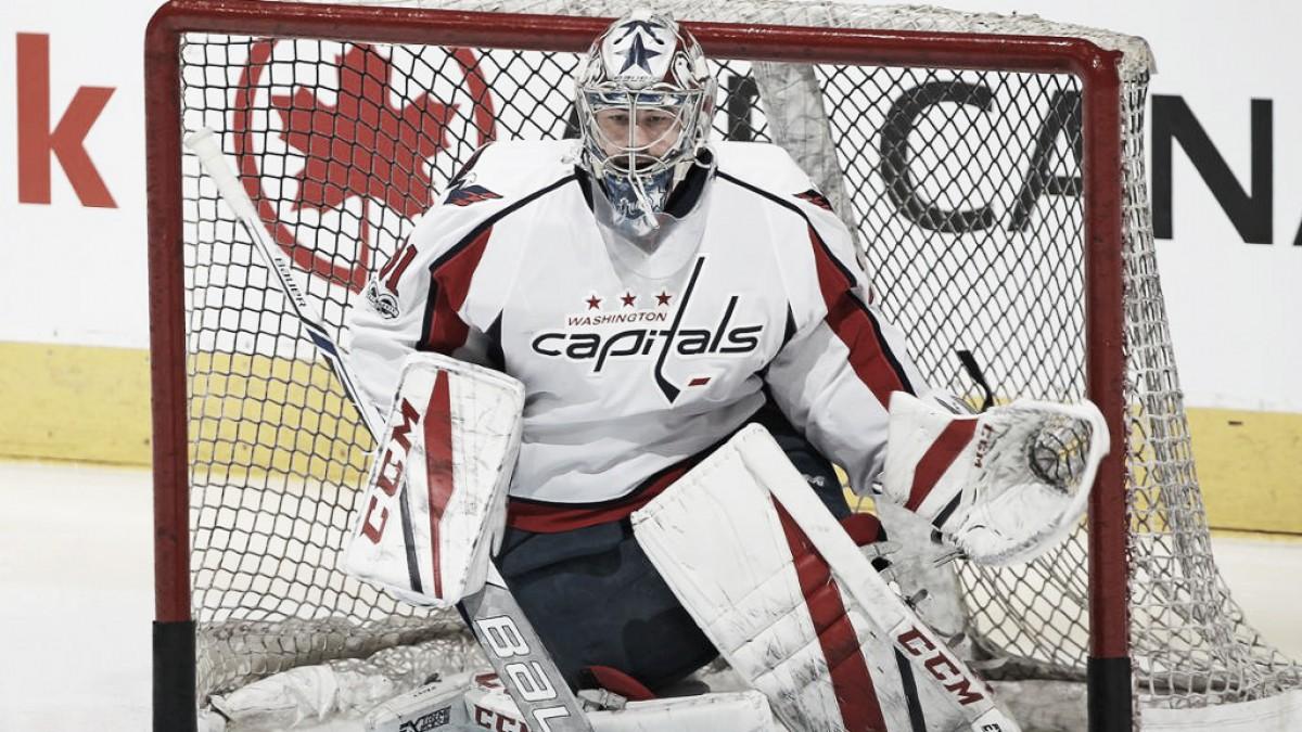 Los Colorado Avalanche fichan a Philipp Grubauer