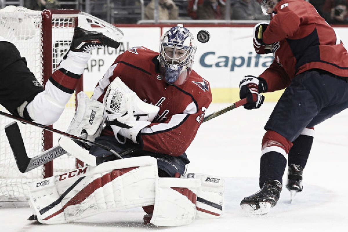 Washington Capitals make right call in naming Philipp Grubauer starter