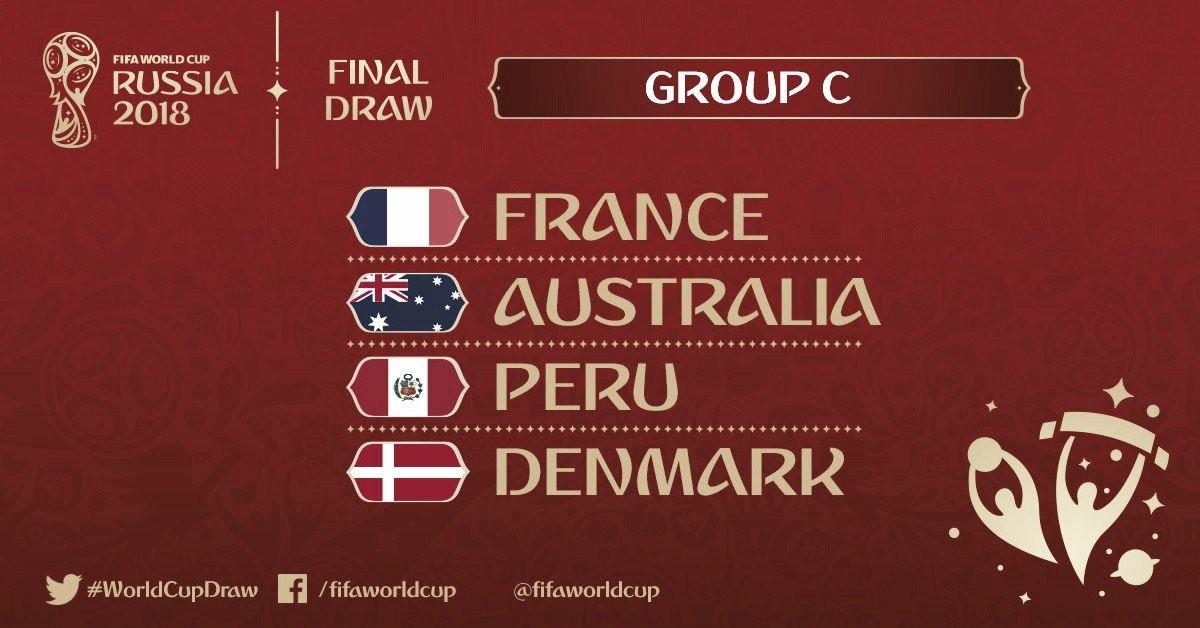 Guia VAVEL da Copa do Mundo 2018: Grupo C
