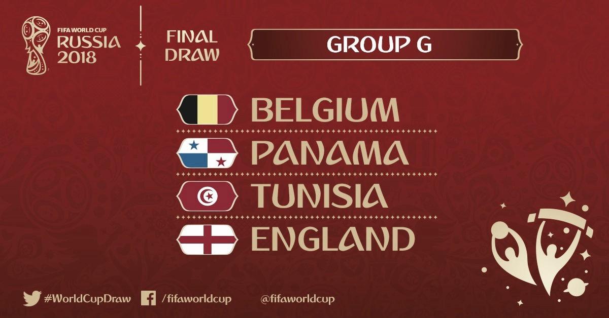 Guia VAVEL da Copa do Mundo 2018: Grupo G