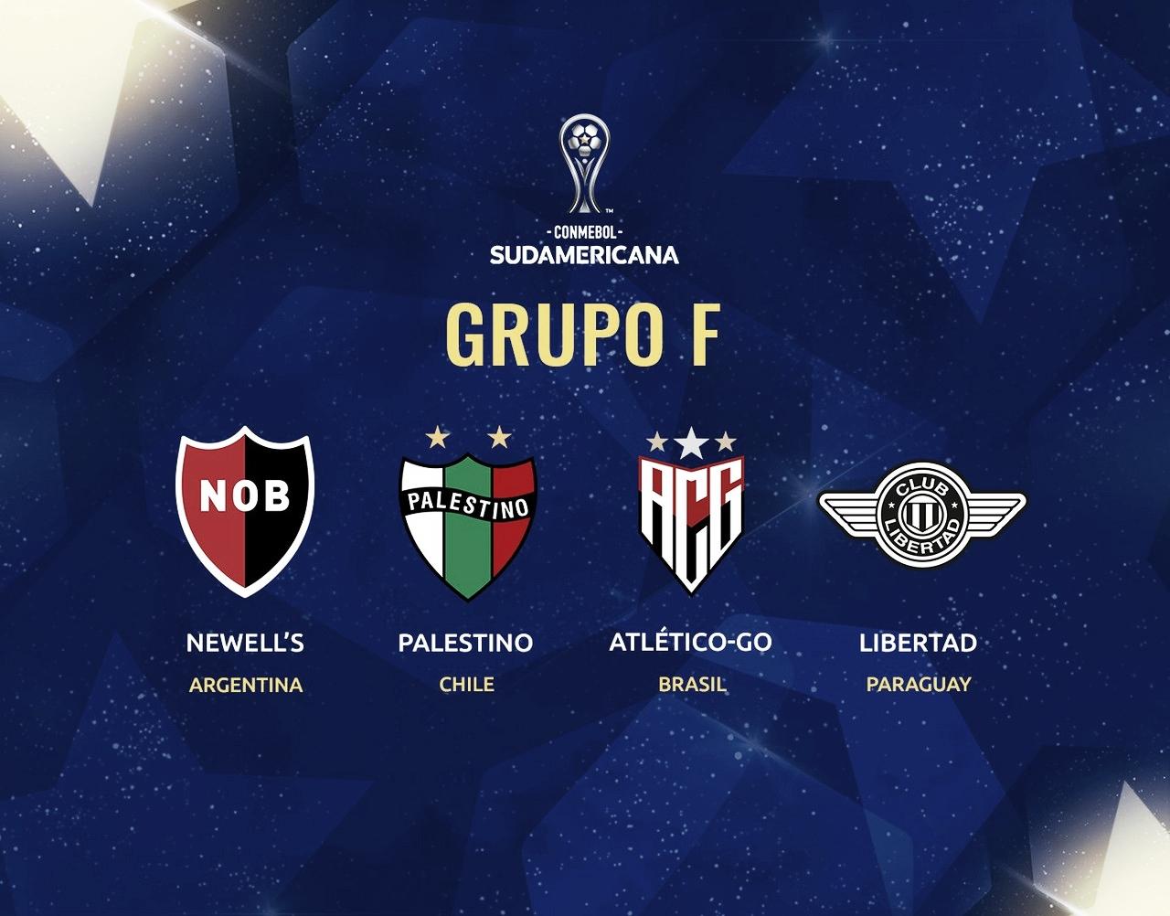 Newell's ya tiene fixture para la Sudamericana