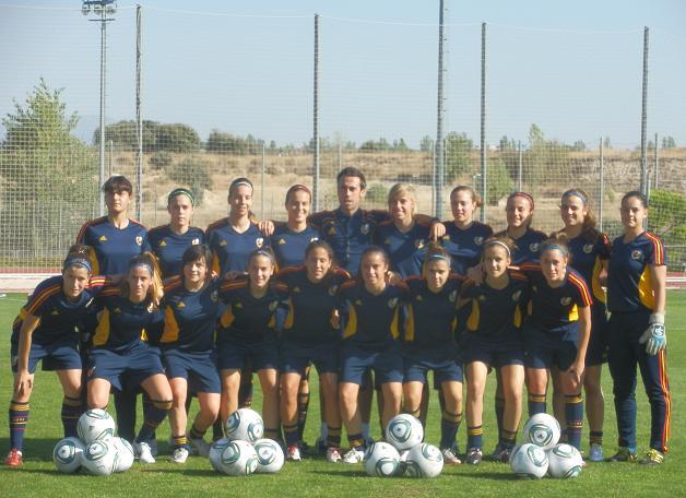 Convocatoria para entrenamientos de la Selección Femenina Sub-17