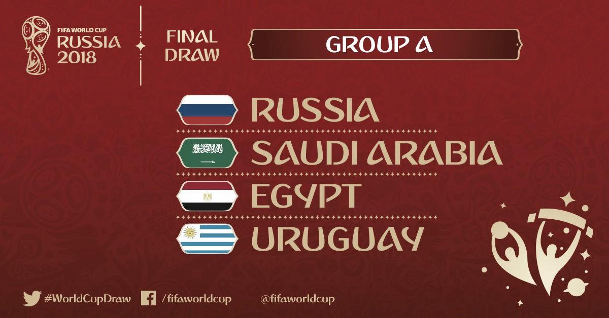 Confira lista dos jogadores convocados para disputa da Copa do Mundo - Grupo A