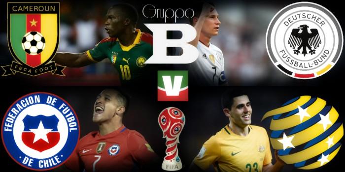 Confederations Cup, la guida al Gruppo B - Esami differenti per la giovane Germania
