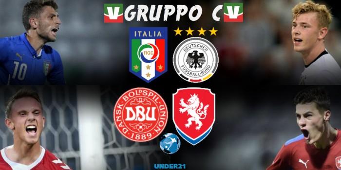 Europeo Under 21, Gruppo C - Italia e Germania per il dominio, con le outsider di lusso alle spalle