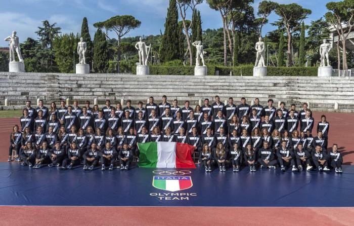 Italia ai Giochi di Rio con il record di atlete