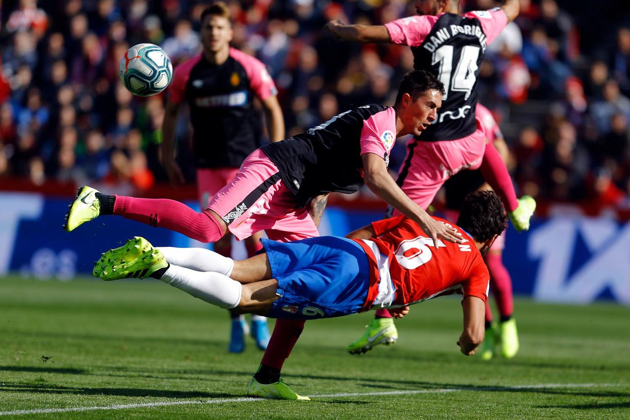 Mallorca vs Granada CF en vivo y en directo online en LaLiga Santander 2020