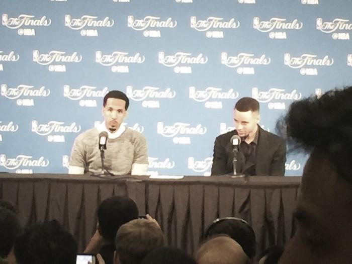 """Nba Finals, Kerr: """"Non sono sorpreso dalla nostra panchina"""". Curry: """"Migliorerò in gara due"""""""