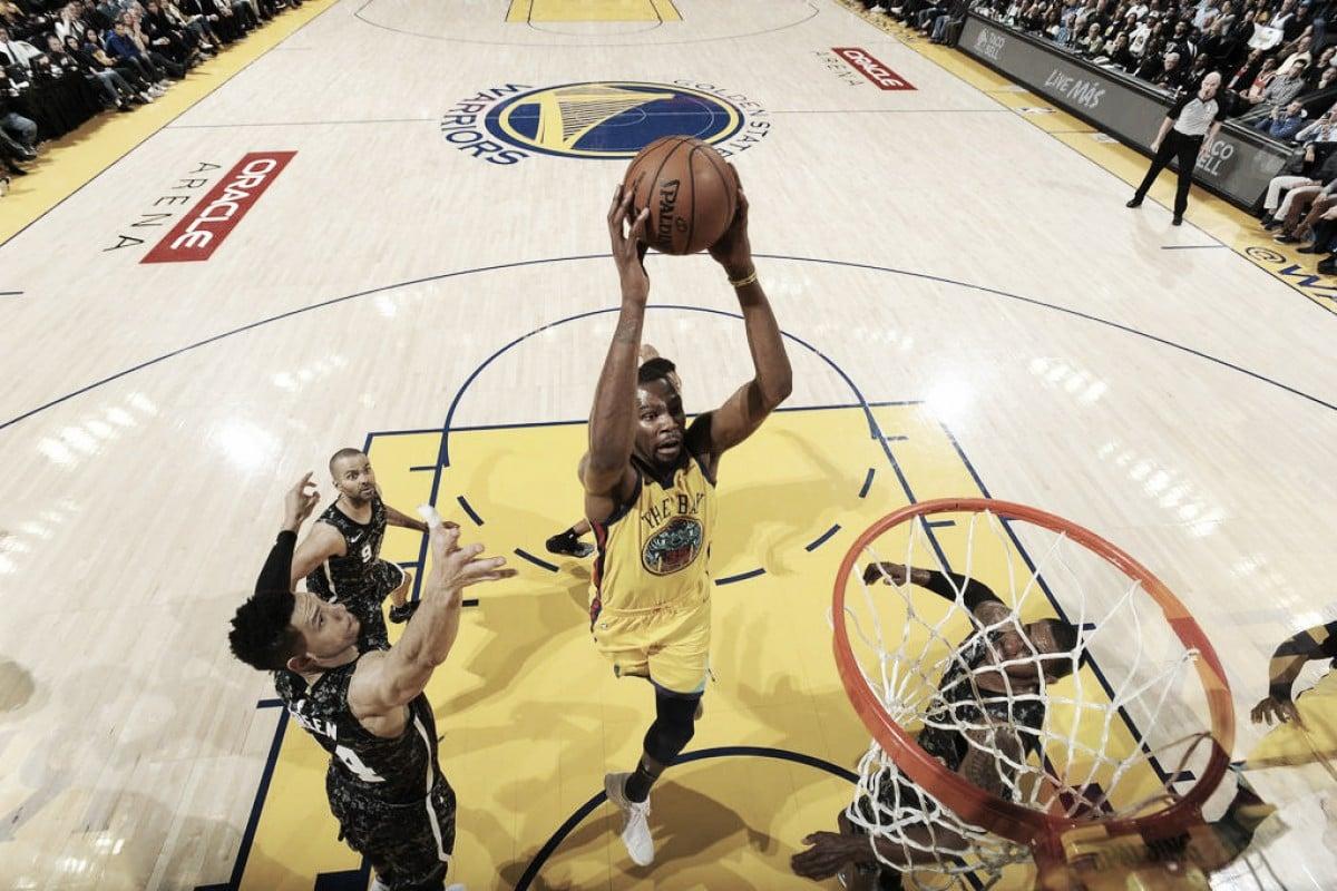 NBA playoffs, Golden State alla ricerca di se stessa contro gli Spurs