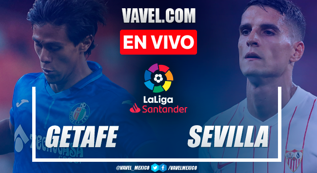 Resumen y gol: Getafe 0-1 Sevilla en LaLiga 2021
