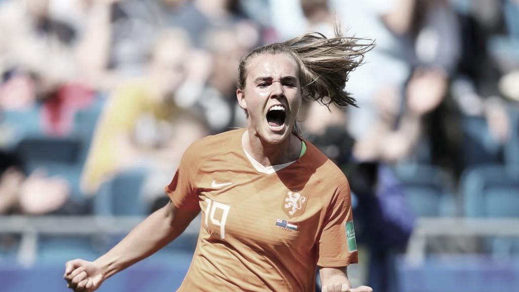 Gols e melhores Holanda 3x1 Camarões pela Copa do Mundo de Futebol Feminino