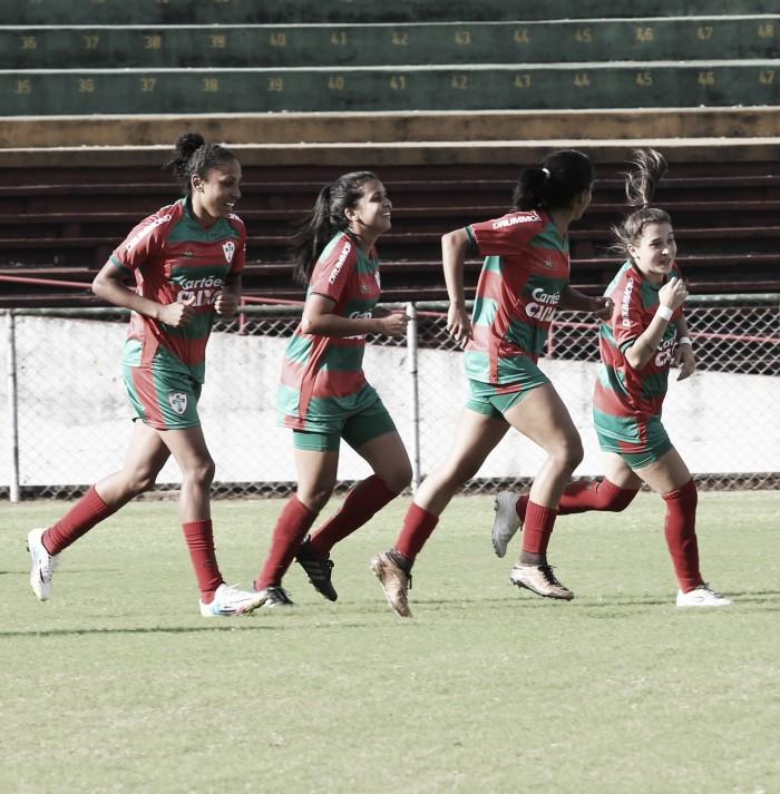 Portuguesa vence Botafogo-PB e mantém invencibilidade na A-2 do Brasileirão Feminino