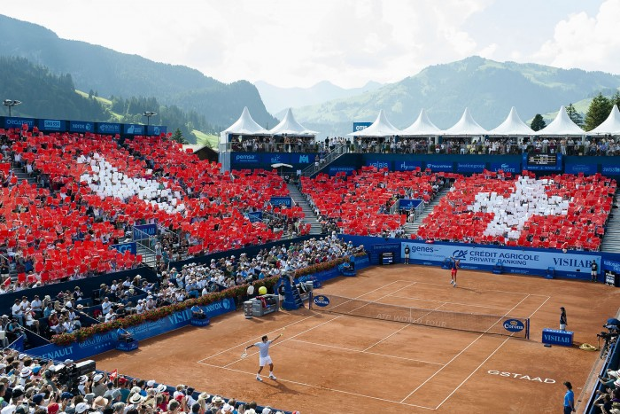 Gstaad, Switzerland, To Host WTA Tournament For First Time Since 1964