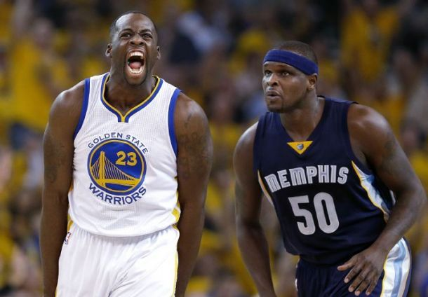 Memphis Grizzlies vs Golden State Warriors Live Updates and 2015 NBA Scores in Game 2 (92-85)