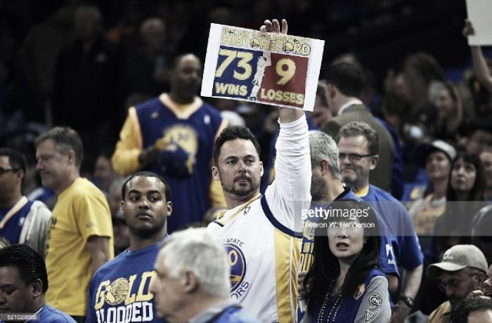 NBA: Golden State Warriors da record, superati i Bulls 1995/96
