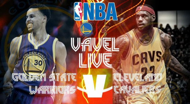 Risultato Golden State Warriors - Cleveland Cavaliers, NBA 2015/2016 Christmas Day (89-83)