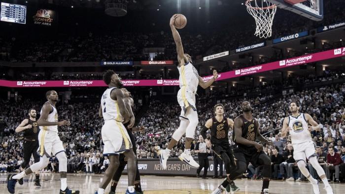 Cleveland-Golden State, atto secondo: stavolta ci sono Curry e Thomas