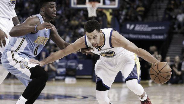 NBA: Gallinari non basta, Golden State travolge anche Denver