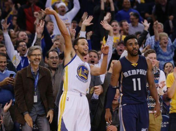 Golden State Warriors Dominate Memphis Grizzlies 119-69